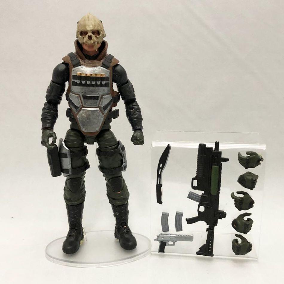 ValaVerse Action Force Prototype Bone Collector - Surveillance Port