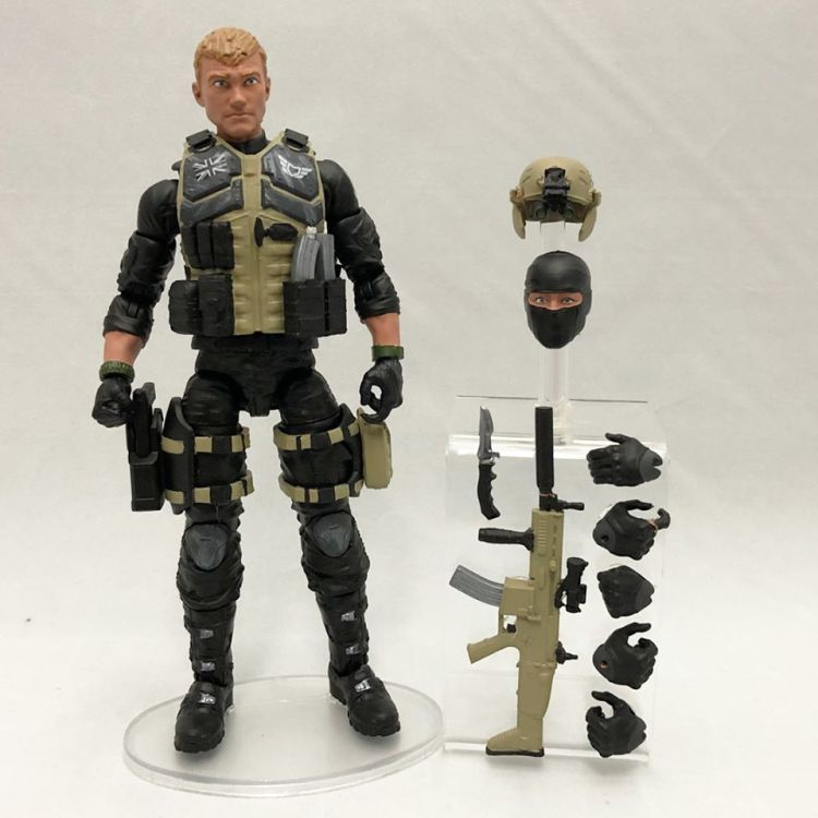 ValaVerse Action Force Prototype Condor - Surveillance Port