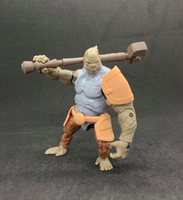 Animal Warriors of the Kingom Deluxe Figures - Surveillance Port 03
