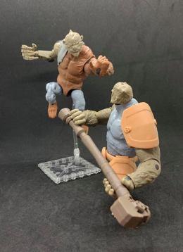 Animal Warriors of the Kingom Deluxe Figures - Surveillance Port 06