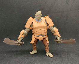 Animal Warriors of the Kingom Deluxe Figures - Surveillance Port 10