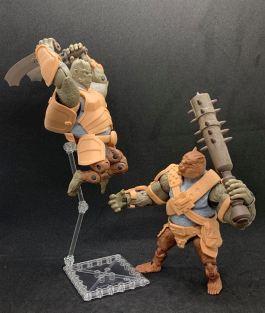 Animal Warriors of the Kingom Deluxe Figures - Surveillance Port 11