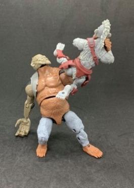 Animal Warriors of the Kingom Deluxe Figures - Surveillance Port 15