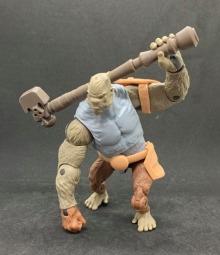 Animal Warriors of the Kingom Deluxe Figures - Surveillance Port 16
