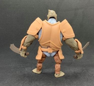 Animal Warriors of the Kingom Deluxe Figures - Surveillance Port 17