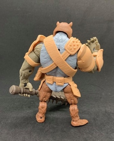 Animal Warriors of the Kingom Deluxe Figures - Surveillance Port 18