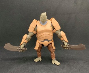 Animal Warriors of the Kingom Deluxe Figures - Surveillance Port 20