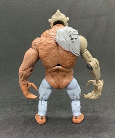 Animal Warriors of the Kingom Deluxe Figures - Surveillance Port 22