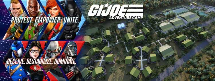 G.I.Joe Adventure Camp Malaysia - Surveillance Port