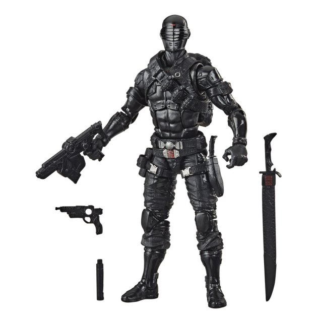 G.I.Joe Classified Snake Eyes Retail Release - Surveillance Port 01