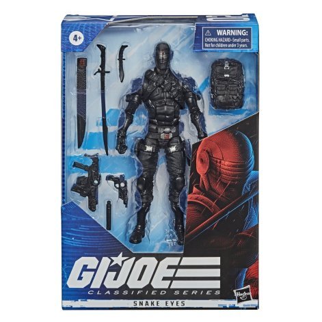 G.I.Joe Classified Snake Eyes Retail Release - Surveillance Port 05