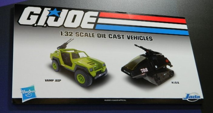 Jada Toys Nano Metalfigs G.I.Joe Vehicles - Surveillance Port