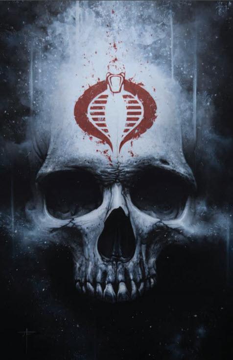 Jay Ferguson IDW Snake Eyes Dead Game - Surveillance Port
