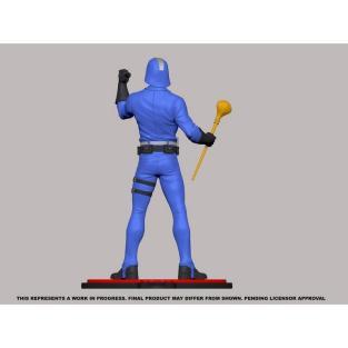 PCS Collectibles G.I.Joe Cobra Commander Statue - Surveillance Port 04