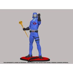 PCS Collectibles G.I.Joe Cobra Commander Statue - Surveillance Port 06
