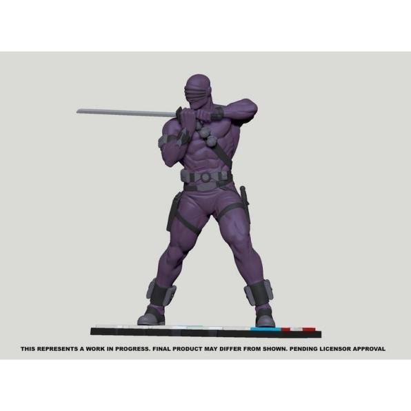 PCS Collectibles G.I.Joe Snake Eyes Statue - Surveillance Port 01