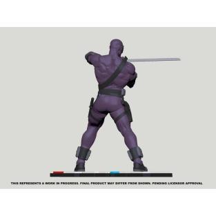 PCS Collectibles G.I.Joe Snake Eyes Statue - Surveillance Port 03