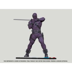 PCS Collectibles G.I.Joe Snake Eyes Statue - Surveillance Port 06