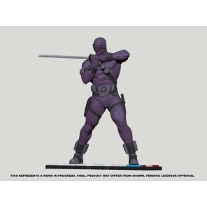 PCS Collectibles G.I.Joe Snake Eyes Statue - Surveillance Port 06