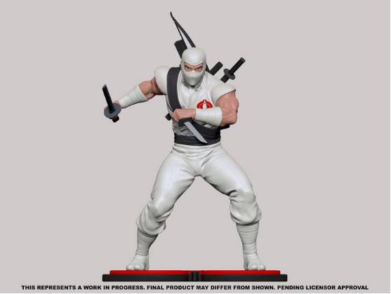 PCS Collectibles G.I.Joe Storm Shadow Statue - Surveillance Port 01