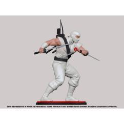 PCS Collectibles G.I.Joe Storm Shadow Statue - Surveillance Port 02