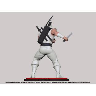 PCS Collectibles G.I.Joe Storm Shadow Statue - Surveillance Port 04