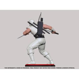 PCS Collectibles G.I.Joe Storm Shadow Statue - Surveillance Port 05