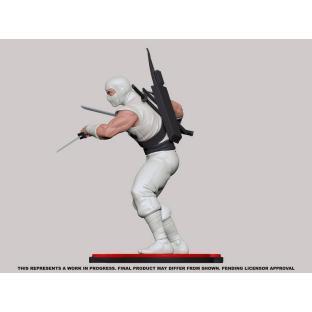 PCS Collectibles G.I.Joe Storm Shadow Statue - Surveillance Port 06
