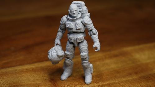 TeccoToys Age of Mecha Astro Engineer - Surveillance Port 02