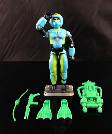 2020 Black Major Toys Cobra Copperhead Swamp Eel 06