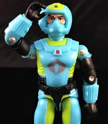 2020 Black Major Toys Cobra Copperhead Swamp Eel 07