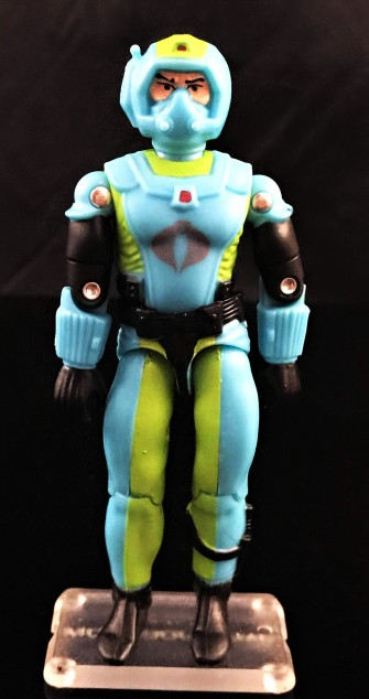 2020 Black Major Toys Cobra Copperhead Swamp Eel 08
