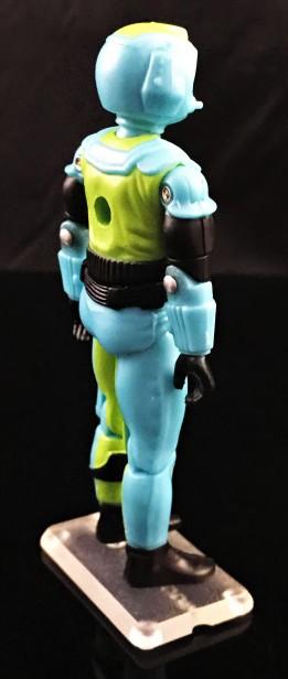 2020 Black Major Toys Cobra Copperhead Swamp Eel 14 - Surveillance Port