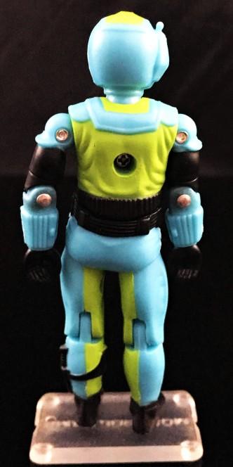 2020 Black Major Toys Cobra Copperhead Swamp Eel 15 - Surveillance Port