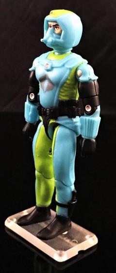 2020 Black Major Toys Cobra Copperhead Swamp Eel 18 - Surveillance Port