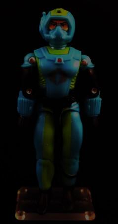 2020 Black Major Toys Cobra Copperhead Swamp Eel 20 - Surveillance Port