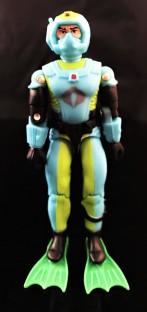 2020 Black Major Toys Cobra Copperhead Swamp Eel 21 - Surveillance Port