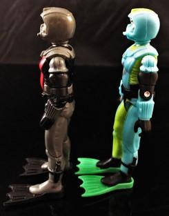 2020 Black Major Toys Cobra Copperhead Swamp Eel 23 - Surveillance Port