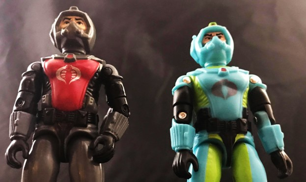 2020 Black Major Toys Cobra Copperhead Swamp Eel 26 - Surveillance Port