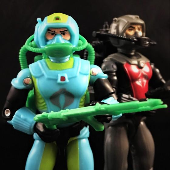 2020 Black Major Toys Cobra Copperhead Swamp Eel 30 - Surveillance Port