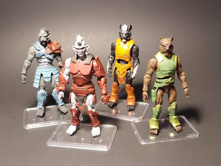 Animal Warriors of the Kingdom Wave 3 Basic Assortment - Surveillance Port