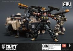 FAV-A23 Civet AEGIS Sentinel - Surveillance Port 06