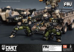 FAV-A23 Civet AEGIS Sentinel - Surveillance Port 09