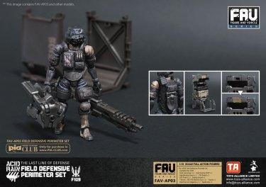FAV-AP03 Field Defensive Perimeter Set - Surveillance Port 03