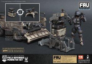 FAV-AP03 Field Defensive Perimeter Set - Surveillance Port 04