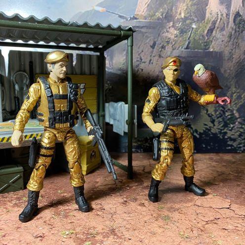 Fresh Monkey Fiction Eagle Force Returns - Surveillance Port (12)