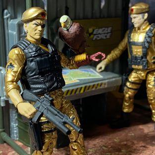Fresh Monkey Fiction Eagle Force Returns - Surveillance Port (13)