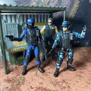 Fresh Monkey Fiction Eagle Force Returns - Surveillance Port (2)
