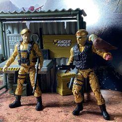 Fresh Monkey Fiction Eagle Force Returns - Surveillance Port (3)