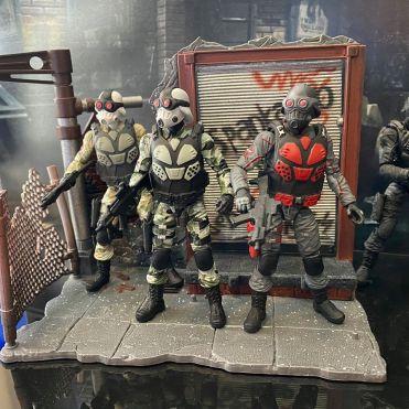 Fresh Monkey Fiction Eagle Force Returns - Surveillance Port (9)